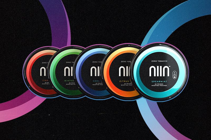 NIIN Nicotine Pouches Review